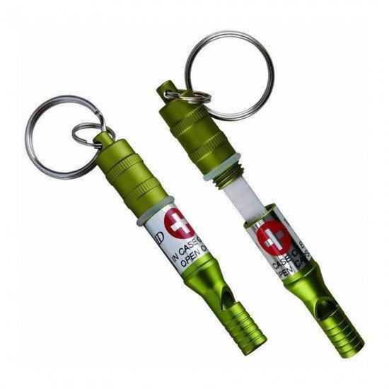 Брелок-свисток авиационный Munkees Emergency Whistle 3385