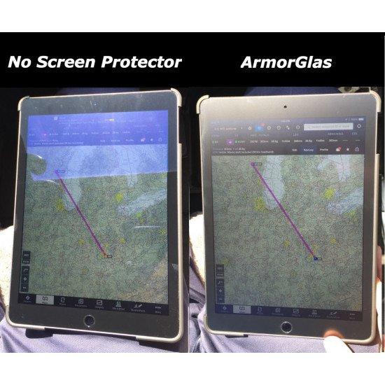 "Защитное антибликовое стекло MGF для iPad Pro 10.5"""