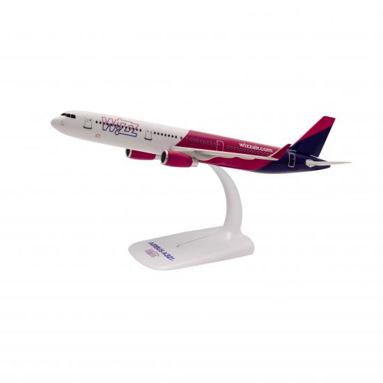 Модель самолета Airbus A321 Wizz Air