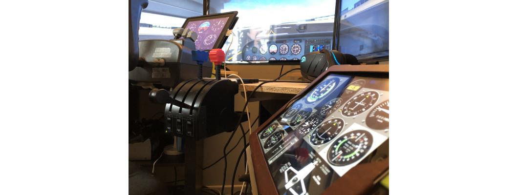 Советы по использованию авиационных приложений на iPad для домашних авиасимуляторов