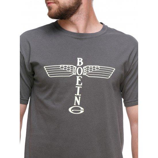 Футболка авиационная Boeing Totem Logo мужская