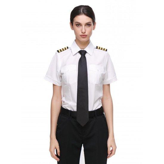 Рубашка форменная авиационная A Cut Above Uniforms женская