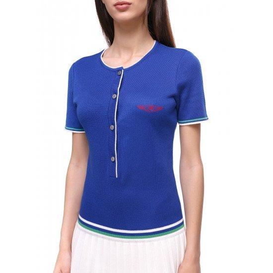 Платье авиационное Поло-Плиссе