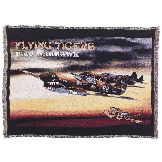 Гобелен P-40 Flying Tigers