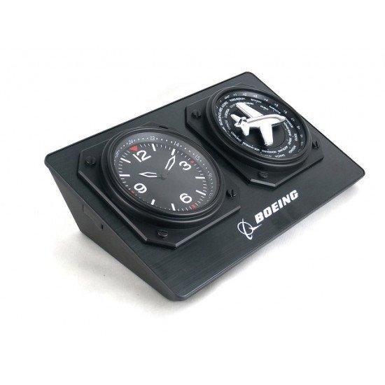 Настольные часы Boeing World Timer