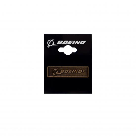 Значок авиационный Boeing Bronze