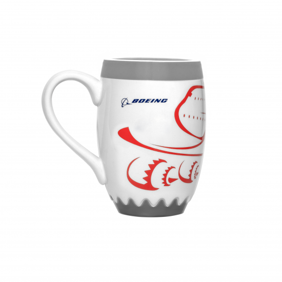 Чашка Boeing 747-8 Intercontinental Engine Mug