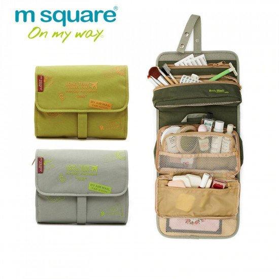 Дорожный органайзер для предметов гигиены mSquare BIG