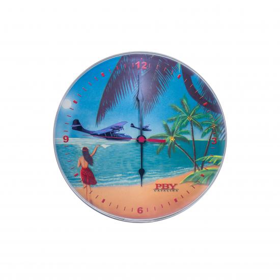 Настенные часы PBY ALOHA