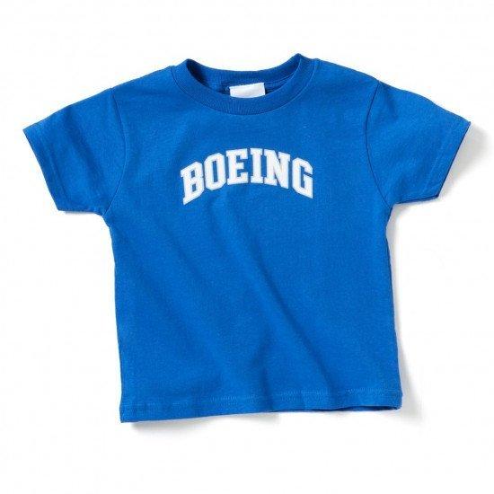 Футболка авиационная Boeing Varsity детская