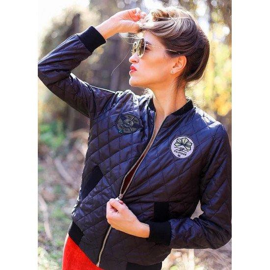 Куртка авиационная Бомбер женская