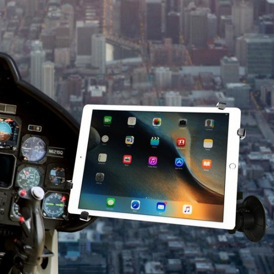 Крепление в кабину авиационное My Go Flight UNIVERSAL CRADLE XL универсальное для планшета