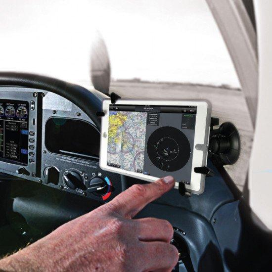 Крепление в кабину авиационное My Go Flight Sport Universal Cradle универсальное для планшета