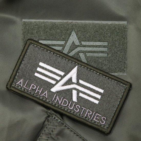 Куртка авиационная Alpha Industries CWU-45P Flight Jacket мужская зеленая
