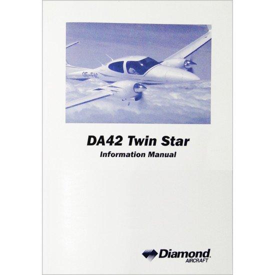 Информационное руководство по самолёту Dimond DA42 Twin Star