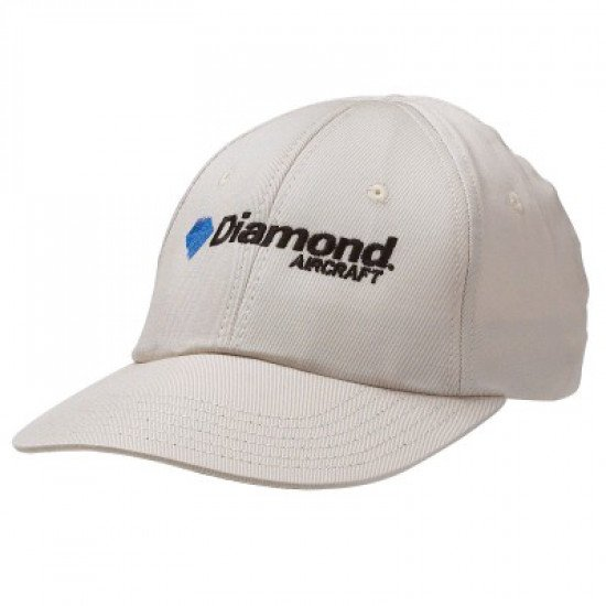 Кепка авиационная Diamond Logo Cap белая