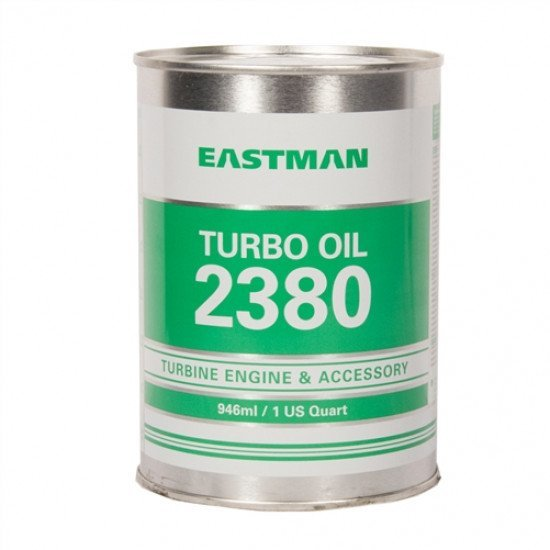 Масло для газотурбинных двигателей EASTMAN TURBINE OIL 2380