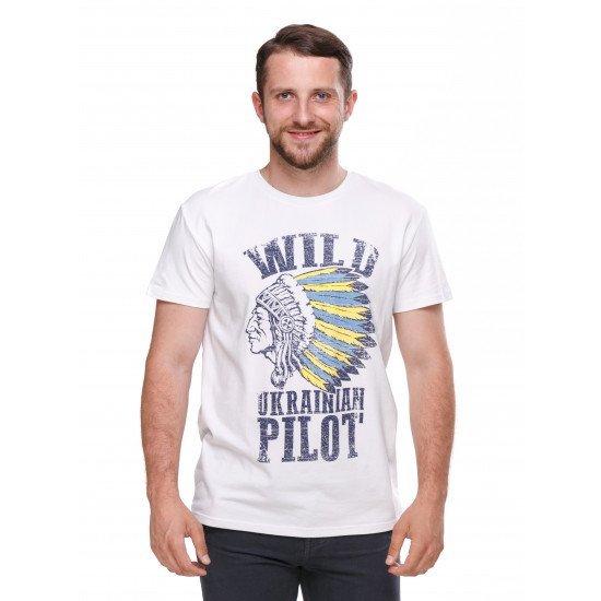Футболка Wild Pilot