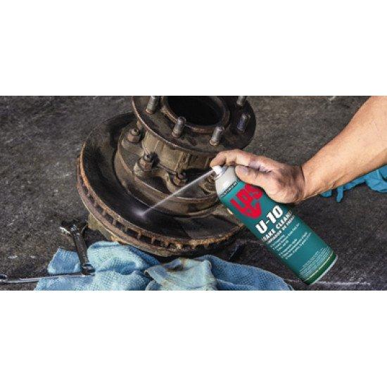 Очиститель тормозной системы LPS U-10 Brake Cleaner 397 ml
