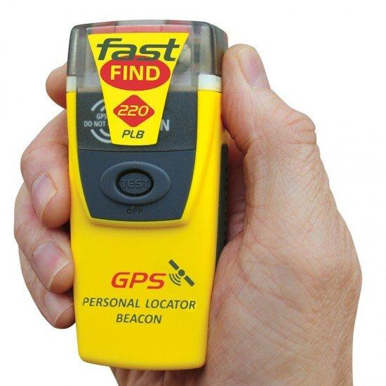 Аварийный радиомаяк MCMURDO FASTFIND 220 PLB GPS USA