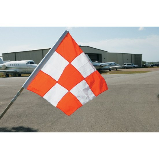 Флаг аэродромной наземной техники FAA