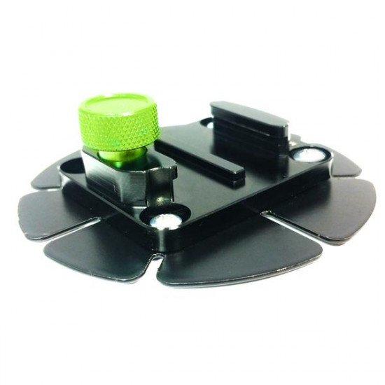 База для крепления авиационная My Go Flight Sport Mount Flex Clip Adhesive Petal Base