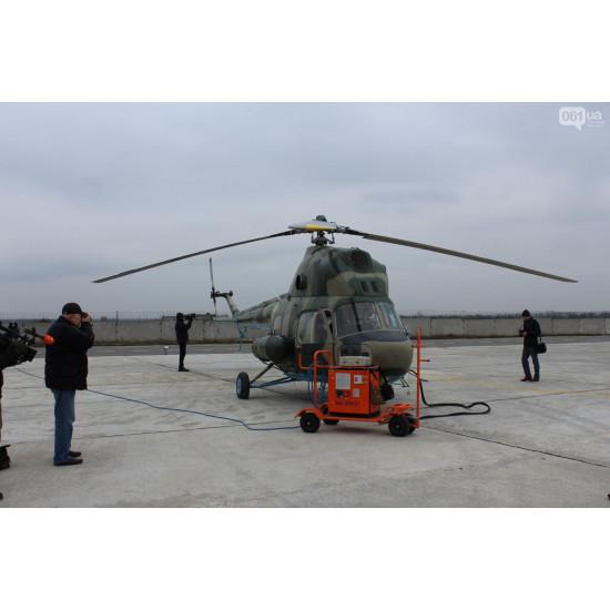 Аэродромный выпрямитель тока ВАИ-1500/27/2