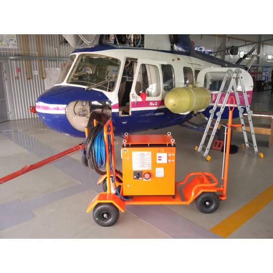 Аэродромный выпрямитель тока ВАИ-2100/27