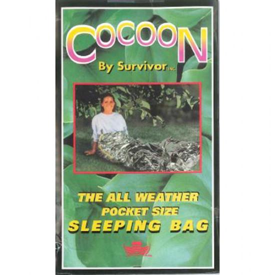 Мешок спальный теплосберегающий COCOON THERMAL SLEEPING BAG