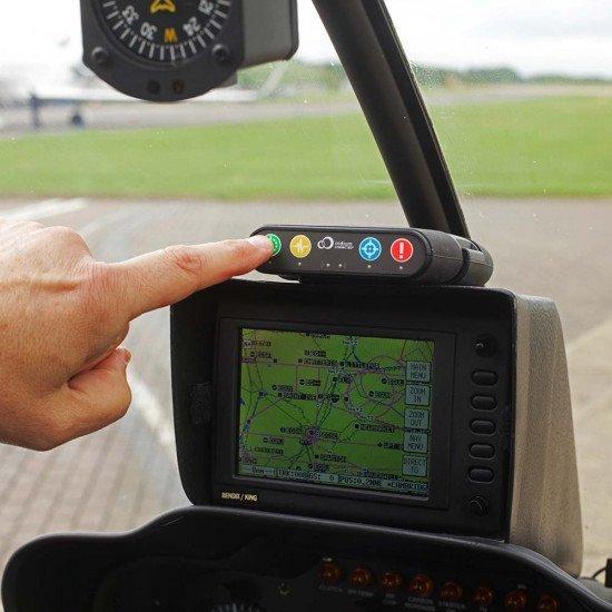 Многофункциональное устройство связи и треккинга для малой авиации и наземной техники RockAIR