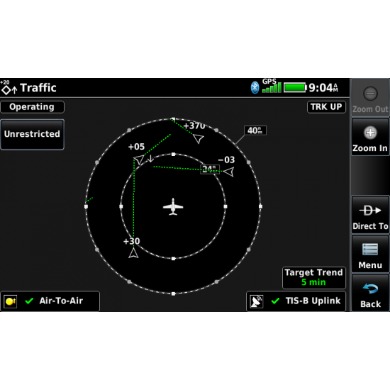 GPS-навигатор авиационный Garmin aera 760