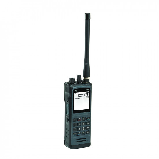 Портативное радио PJ2 Handheld COM Radio со встроенным разъемом для наушников