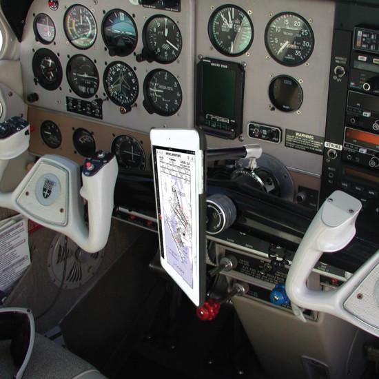 Крепление в кабину авиационное My Go Flight Flex Yoke Mount Beech Center Collar