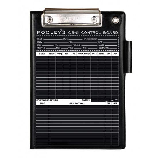 Наколенный планшет летчика Pooleys CB-5