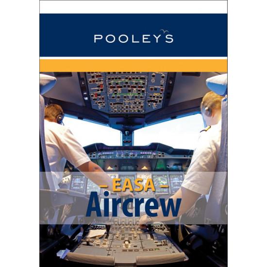 Книга авиационная Pooleys EASA Aircrew