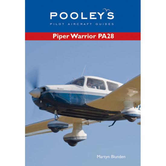 Книга авиационная Pooleys Aircraft Guides - Piper Warrior PA28