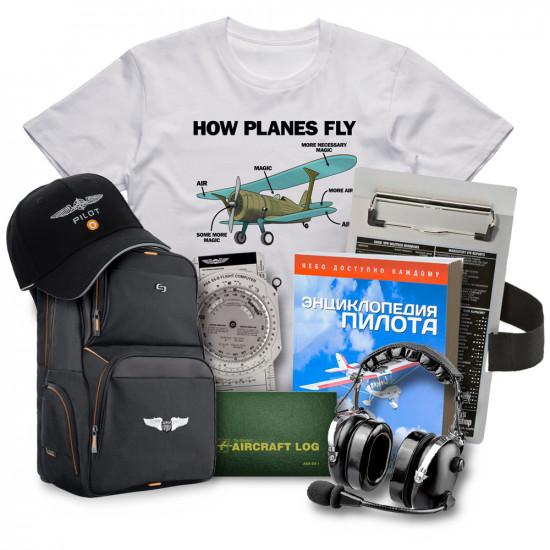 Комплект для начинающего пилота Cadet Pilot CP-1