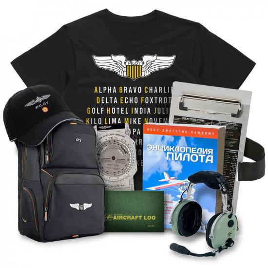 Комплект для начинающего пилота Cadet Pilot  CP-3