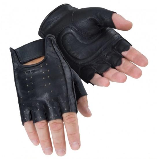 Перчатки без пальцев авиационные Tourmaster SELECT кожаные