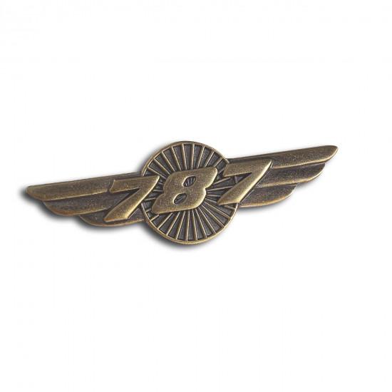 Значок авиационный Boeing 787