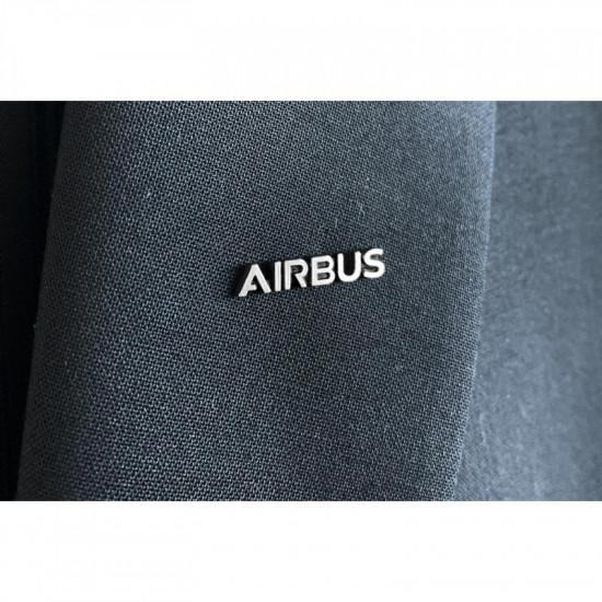 Значок авиационный Airbus металлический