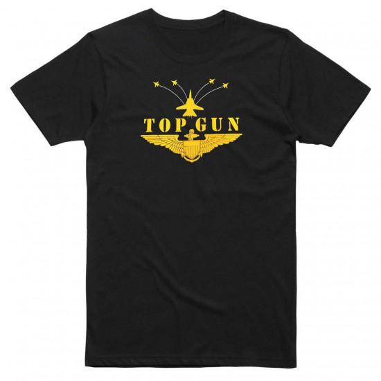 Футболка авиационная Top Gun мужская