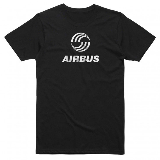 Футболка авиационная AEROSPACE Airbus