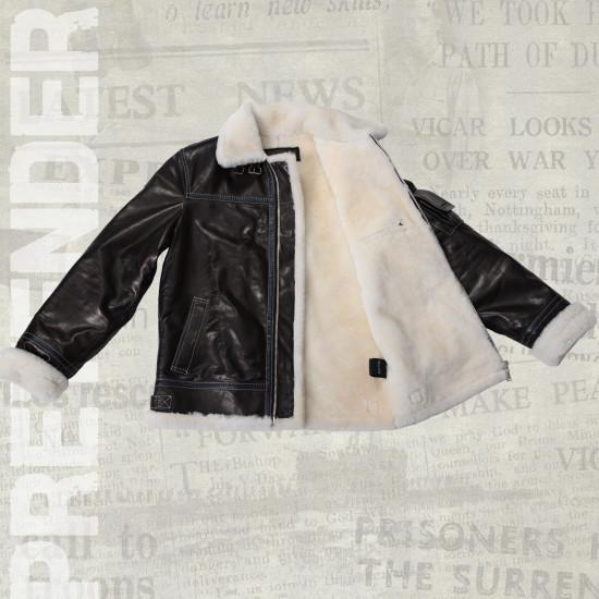 Кожаная куртка Pilot