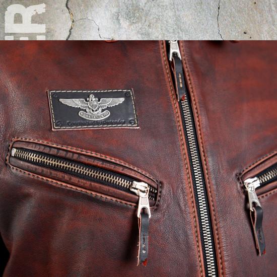Кожаная куртка Luftwaffe