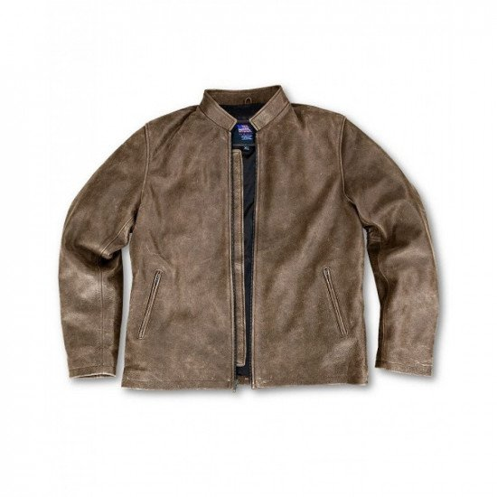 Куртка авиационная US WINGS Vintage Steerhide Urban Adventurer Jacket LONG