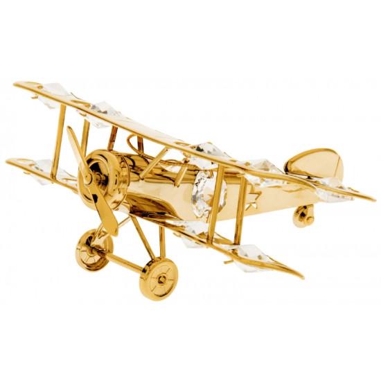 Фигурка авиационная Самолет с шасси AR-3391