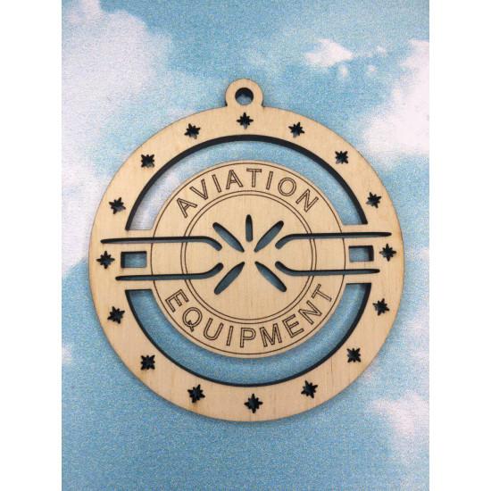 Елочная игрушка Aviation Equipment