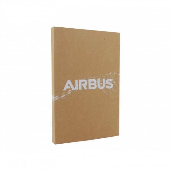 Блокнот авиационный Airbus A5 Exclusive