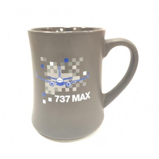Чашка авиационная Boeing 737 MAX Pixel